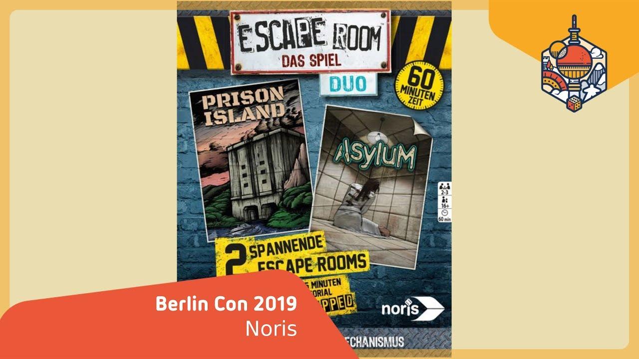 Escape room brettspiel