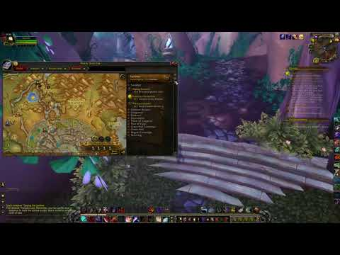 Quest Tapping The Leylines In Wow