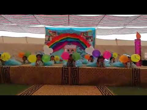 Choona hai Aasma| Children Dance Performance