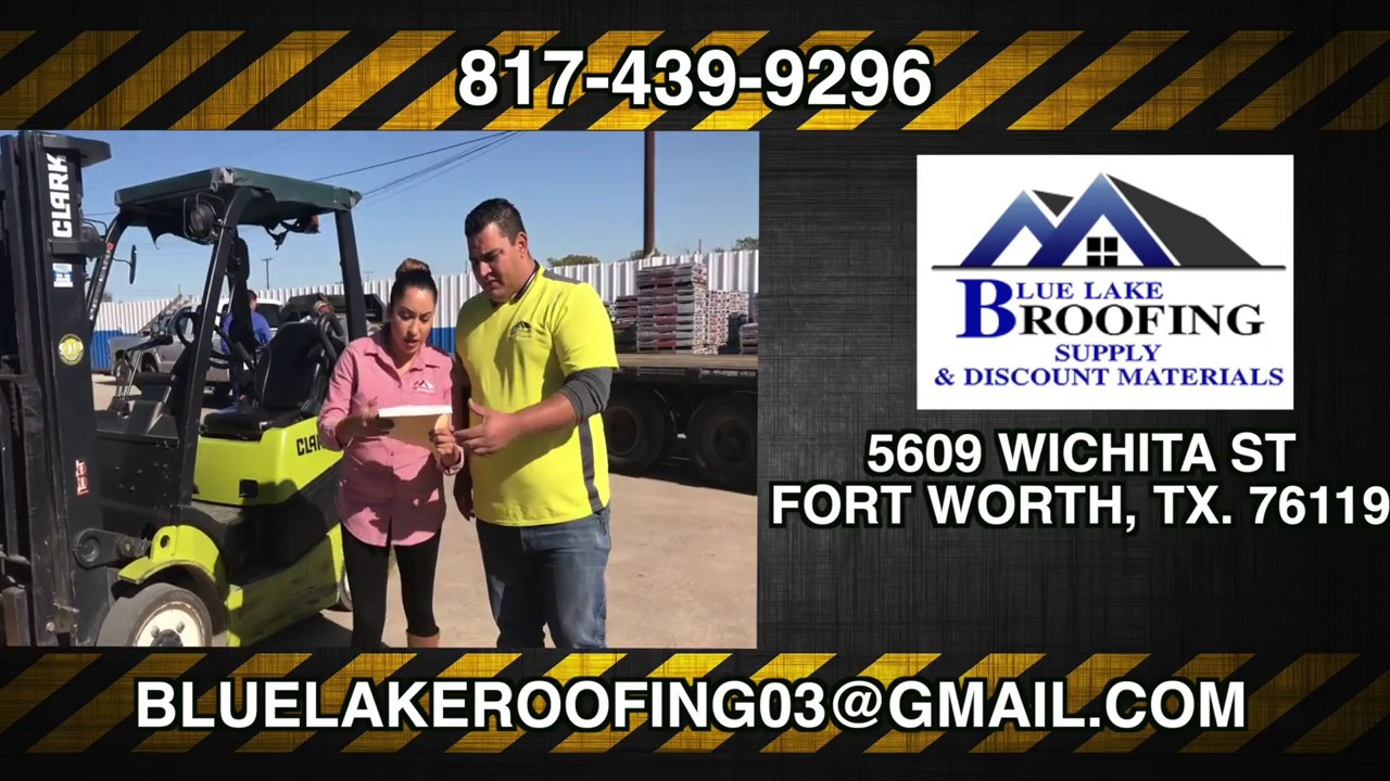 BLUE LAKE ROOFING SUPPLY AND DISCOUNT MATERIALS