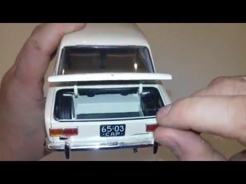 видео: ВАЗ-2101