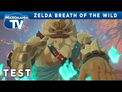 [TEST] The Legend of Zelda : Breath of the Wild