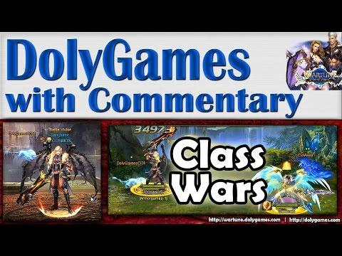 ➜ Wartune Gameplay CLASS WARS Preliminary Round KNIGHTS (27 Aug 2015) - COSMOS