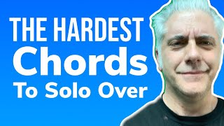The Hardest Progression to SOLO Over (it's not what you think)
