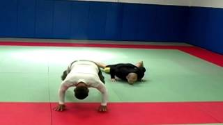 This is Ginastica Natural, you never seen anything like this