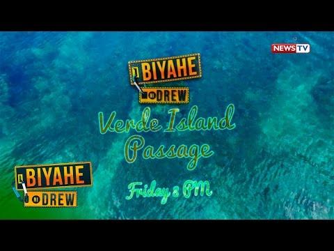 Biyahe ni Drew: Verde Island Passage