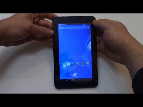 How To Take A Screenshot On an Azpen A727 Tablet - YouTube