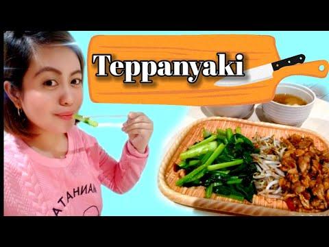 How Teppanyaki in