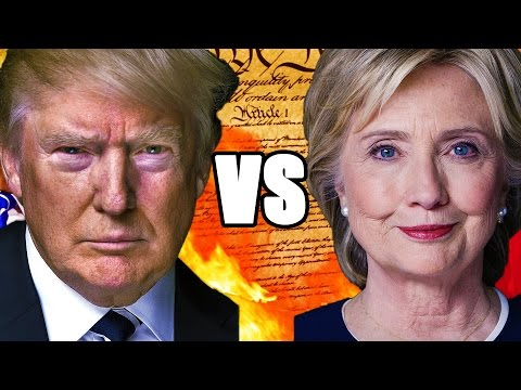 Donald Trump & Hillary Clinton ~ RAP SONG (The Oligarchy)