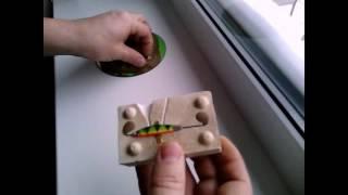 видео Форма для отлива балансиров