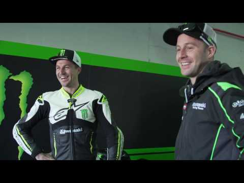 Kawasaki Racing Team - RIDER X OVER