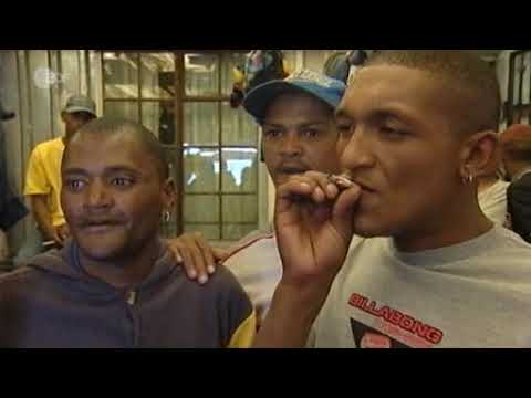 Kap in Angst (ZDF, 2004) Doku über Ganglife in Südafrika