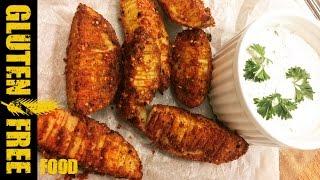How to Make american spicy crispy potatoes - gluten free recipe