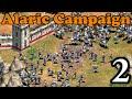Age of Empires 2: Alaric Campaign Part 2 - Legionaries on the Horizon