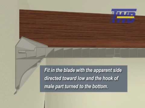 Pvc Ceiling Tile Installation Www Twb Ind Br Youtube