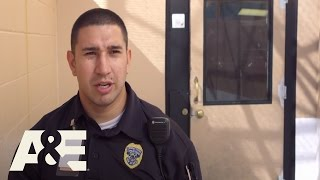 Behind Bars: Rookie Year: CO Cordova Conducts a Shakedown (S1, E4) | A&E