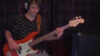 Fashion - David Bowie - Bass Cover