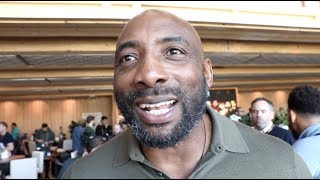 '1000% AJ WINS - BUT RUIZ'S WORKOUT SHOOK ME UP!' - JOHNNY NELSON / & 'WILDER HARDEST PUNCHER EVER'