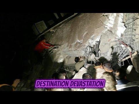 97 injured, damage after M5.2 earthquake hits Tehran, Iran!