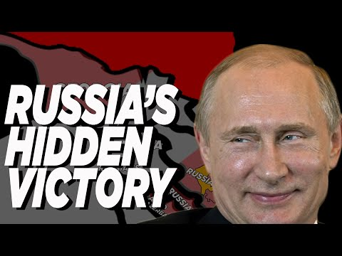 Russia's Hidden Victory in Armenia & Azerbaijan