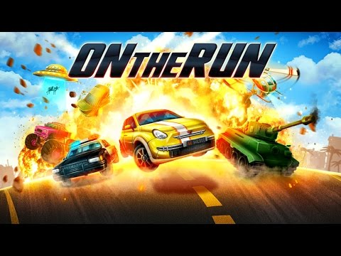 On The Run™ - iOS / Android - HD (Sneak Peek) Gameplay Trailer
