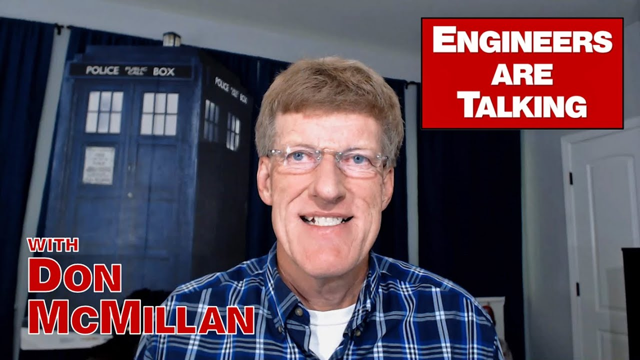 Engineers Are Talking -  Comedy in Place (E63)