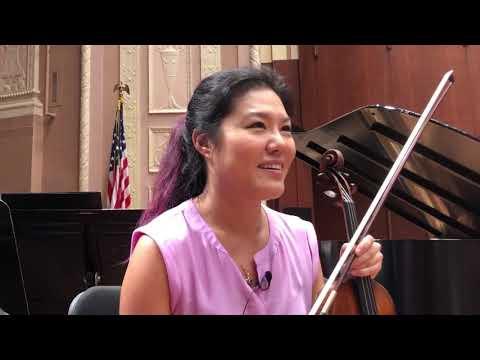 Meet the Guest Concertmaster - Susie Park