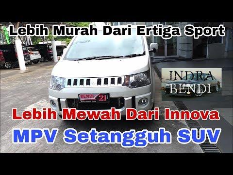 MPV Mewah Mitsubishi Seharga Suzuki Ertiga, Mitsubishi Delica D5 Th 2015