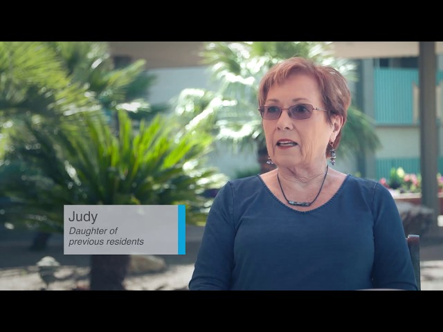 Judy - Cascades of Tucson - Transitions Testimonial