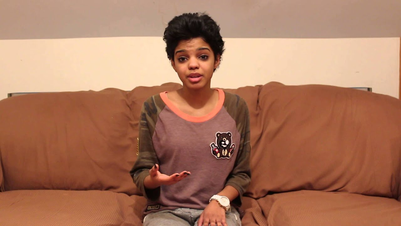 Young Woman Talks About Being Bi-Curious - Youtube-4301