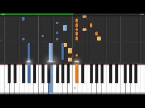 MitiS - Born - Hana Nelson Version (piano tutorial)