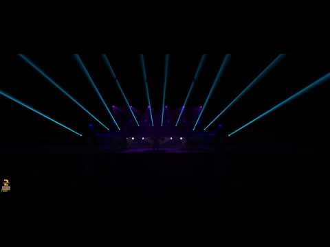 Outrun The Sunlight in MA3d Concert Concept