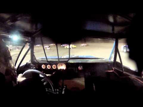 #25 Osman Racing | 9/28/2012 | Kankakee County Speedway | Feature | Terry Miller