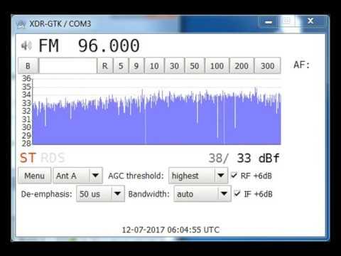 [Tropo] 96.0 MHz - Radio N-Joy  - Tutrakan - Bulgaria (857 km)