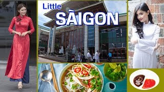 Một Vòng LITTLE SÀIGON Phố Việt ở Mỹ để thấy bóng dáng quê hương Việt Nam trên xứ người.