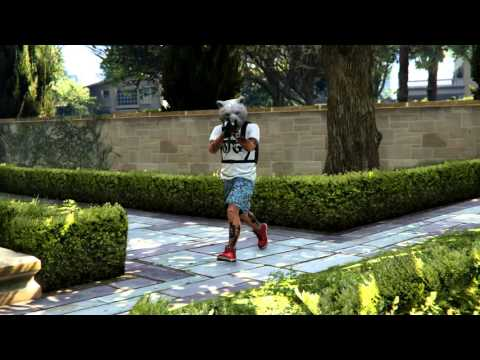 Playboy Mansion Shooting ! -GTA 5 [HD] Rockstar Editor
