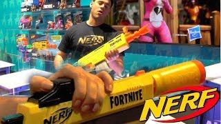 nerf gun videos