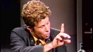 Tom Waits - Straight To the Top + interview [10-5-88]