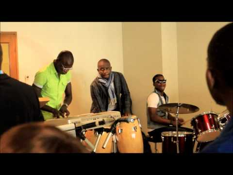moise the best congolese drummer