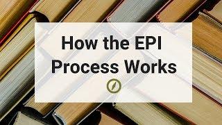 Webinar: How the EPI Process Works 3.28.19
