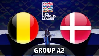 This video is the gameplay of nations league 2020/21 a group 2: belgija vs danska   full match prediction simulationsubscribe for more update vide...
