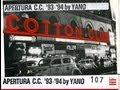 APERTRURA COTTON CLUB '93 '94 YANO