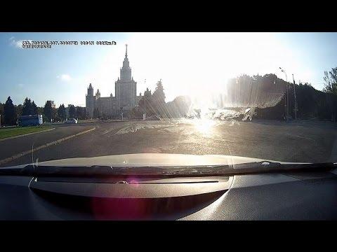 Уикенд в Москве дорога / Weekend in Moscow road