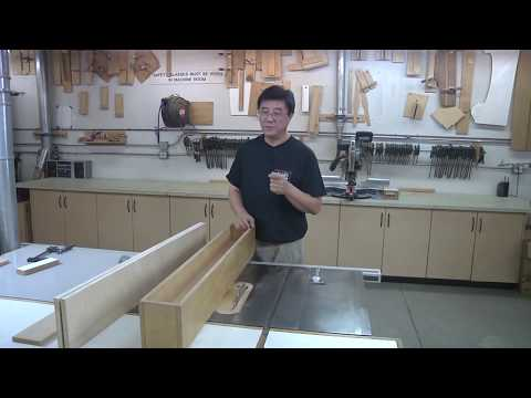 Build a Multi Function Table Saw Fence 1080p HD
