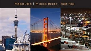 Public Infrastructure: McGraw-Hill Education, 2013 (Book Authors: Uddin, Hudson, Haas)