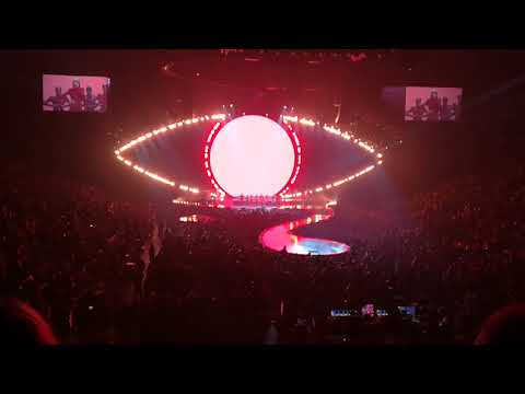KATY PERRY LIVE IN TORONTO ,NOV 2017 ,AIR CANADA CENTER, FULL CONCERT
