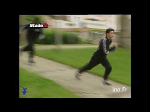On A Retrouvé Le 1er Documentaire Sur Le Parkour ! 1997 - Stade 2