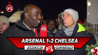 Arsenal 1-2 Chelsea | Either The Ref Was Either Corrupt Or Not Good Enough! (Lee Judges)
