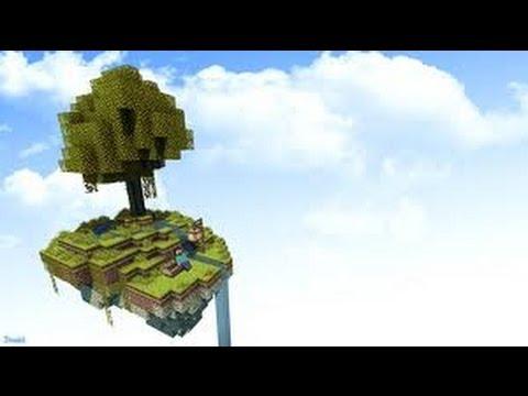 Minkraft: Floating Survival Island #2 - Wszedzie tylko klipery i bum,bum,bum