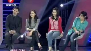 杨幂-20120129《周日我最大》:《新天生一对》首映礼
